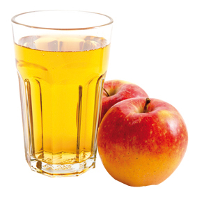 Jus de pomme monodiète