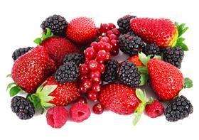 Fruits rouges conseils minceur