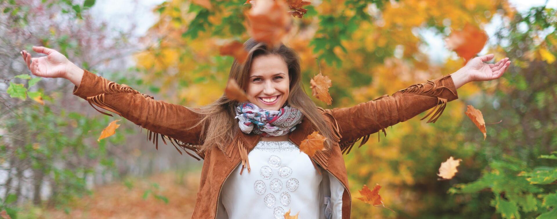 Retrouver sa vitalité à l'automne