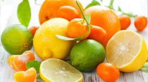 Agrumes vitaminés