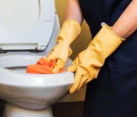 percarbonate de soude pour nettoyer wc