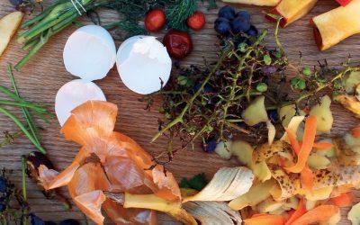 Lutte anti gaspillage alimentaire dans la cuisine !