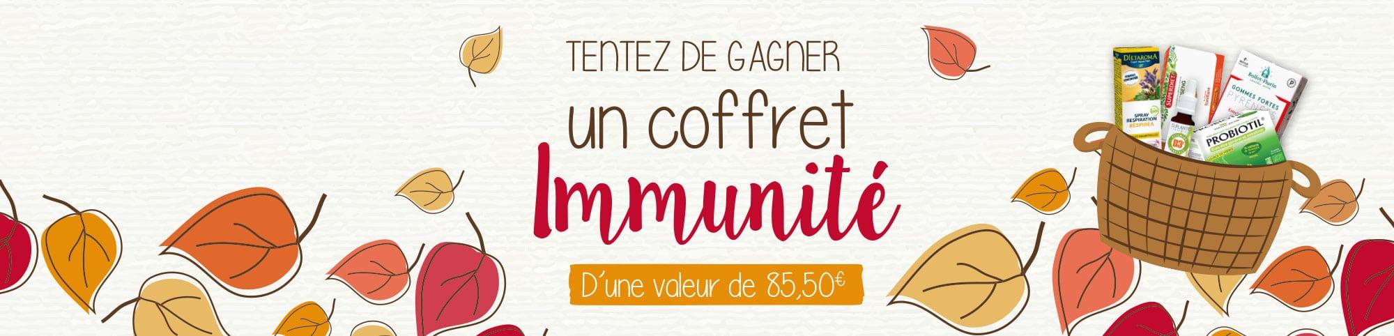 Concours immunité