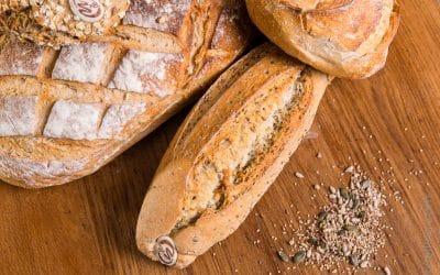 La fabrication du pain au fournil de L'Eau Vive et le mythe du gluten